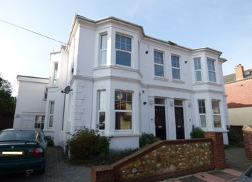 Thumbnail 2 bed flat to rent in Madeira Avenue, Worthing