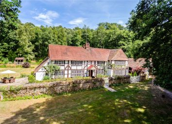 Thumbnail Detached house for sale in Sweetwater Lane, Hambledon, Godalming, Surrey