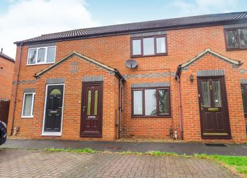 Thumbnail 2 bed terraced house for sale in Harrington Square, Heighington, Lincoln