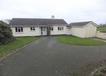 Thumbnail 3 bedroom bungalow to rent in St. Annes Close, Whitstone, Holsworthy