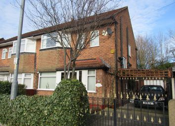 Thumbnail 4 bed semi-detached house for sale in Morrell Road, Manchester