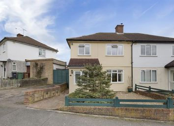 Thumbnail 3 bed property for sale in Mansfield Drive, Merstham