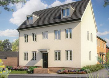 """Thumbnail 5 bed detached house for sale in """"The Mulberry"""" at Irthlingborough Road, Wellingborough"""