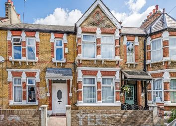 Thumbnail 4 bed terraced house for sale in Scarborough Road, Leytonstone