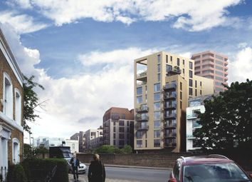 Thumbnail 3 bed flat for sale in Bridport Place, Hackney