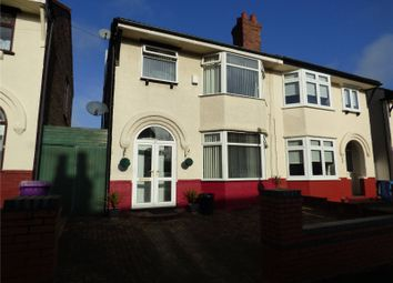 Thumbnail 4 bed semi-detached house for sale in Alvanley Road, West Derby, Liverpool, Merseyside