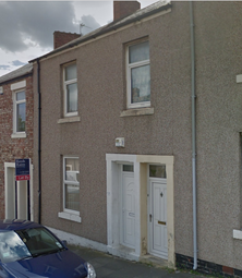 Thumbnail 3 bedroom flat for sale in Vicarage Street, North Shields