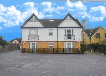 Thumbnail 2 bed flat for sale in Flamstead End Road, Cheshunt, Hertfordshire