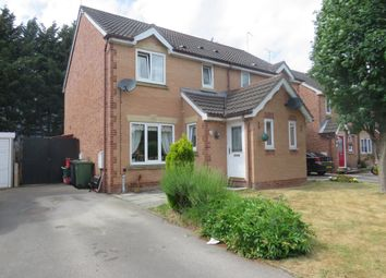 Thumbnail 3 bed semi-detached house for sale in Stirling Close, Winsford