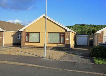 Thumbnail 3 bed detached bungalow for sale in Cilddewi Park, Johnstown, Carmarthen, Carmarthenshire