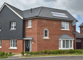 Thumbnail 3 bed semi-detached house for sale in Local Centre, Knebworth Gate, Giffard Park, Milton Keynes