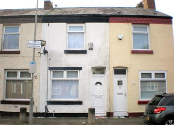 Thumbnail 2 bed terraced house to rent in Simms Road, Tuebrook, Liverpool