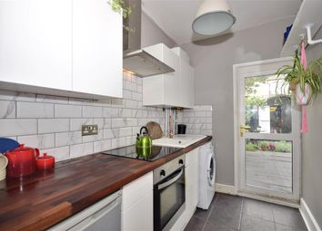 Thumbnail 1 bed flat for sale in Landseer Avenue, Manor Park, London