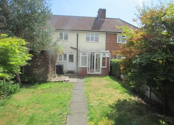 Thumbnail 3 bed terraced house to rent in Ebrook Road, Sutton Coldfield