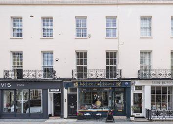 Thumbnail 2 bed maisonette for sale in Motcomb Street, London