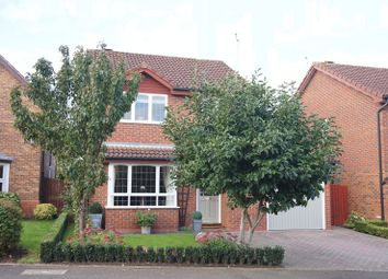 Thumbnail 3 bed detached house for sale in Newstead Road, Barnwood, Gloucester