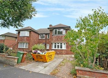 Thumbnail 2 bed maisonette for sale in Denmark Road, Carshalton Village, Carshalton Village