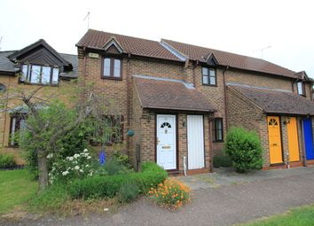 Thumbnail 2 bed terraced house to rent in Mardleybury Road, Woolmer Green, Knebworth
