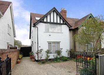 Thumbnail 4 bed semi-detached house to rent in Bainton Road, The Waterways