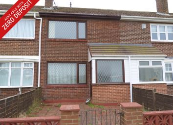 Thumbnail 2 bed semi-detached house to rent in Ferngrove, Jarrow