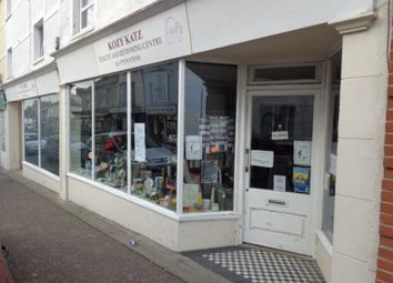 Thumbnail Retail premises to let in Marine Buildings, Old Pier Street, Walton On The Naze