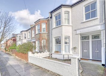 Thumbnail 2 bed flat for sale in Wycliffe Road, London