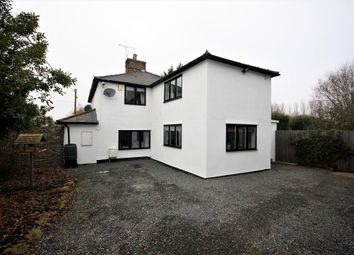 Thumbnail 3 bed semi-detached house for sale in Southend Road, Howe Green, Chelmsford
