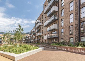 Thumbnail 3 bedroom flat for sale in Purbeck Gardens, London
