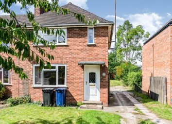 Thumbnail 3 bed end terrace house for sale in Fulbourn, Cambridge