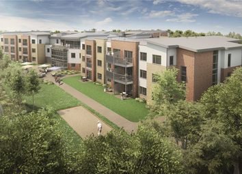 Thumbnail 2 bedroom flat for sale in Nonsuch Abbeyfield, Old Schools Lane, Ewell, Epsom