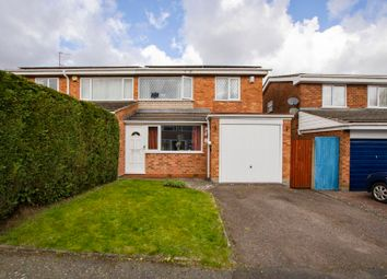 Thumbnail 3 bed semi-detached house for sale in Christopher Road, Selly Oak, Birmingham