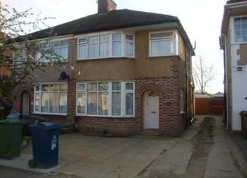 Thumbnail 4 bedroom semi-detached house to rent in Bellamy Drive, Stanmore