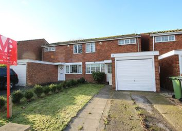Thumbnail 3 bedroom semi-detached house to rent in The Springs, Broxbourne