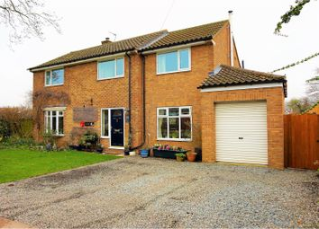 Thumbnail 4 bed detached house for sale in Portington Road, Goole