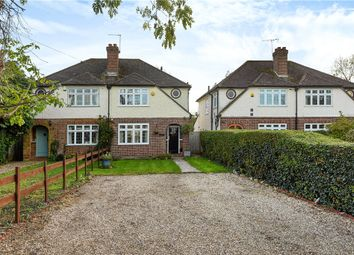 Thumbnail 3 bed semi-detached house for sale in Horton Road, Datchet, Slough