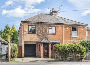 Thumbnail 3 bed semi-detached house for sale in Mytchett, Camberley