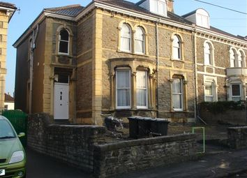 Thumbnail 4 bed flat to rent in Belvoir Road, St. Andrews, Bristol
