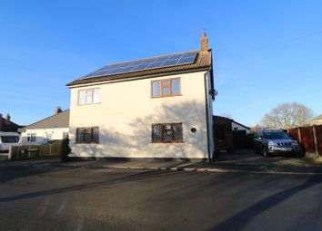Thumbnail 3 bed detached house for sale in West Street, West Butterwick, Scunthorpe