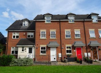 Thumbnail 3 bed town house for sale in Beacon View, Bagworth, Leicestershire