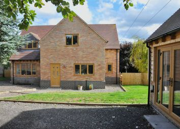Thumbnail 5 bed detached house for sale in Station Road, Blackminster, Evesham