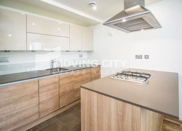 Thumbnail 2 bed flat for sale in Chi Building, Crowder Street, Shadwell, London