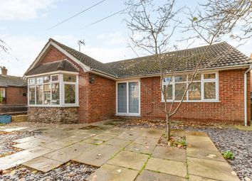 Thumbnail 4 bed detached bungalow for sale in West Moor Lane, Raskelf, York