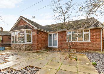 Thumbnail 4 bedroom detached bungalow for sale in West Moor Lane, Raskelf, York