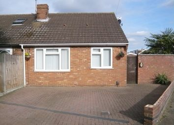 Thumbnail 2 bed semi-detached bungalow for sale in Linacre Close, Sprowston, Norwich