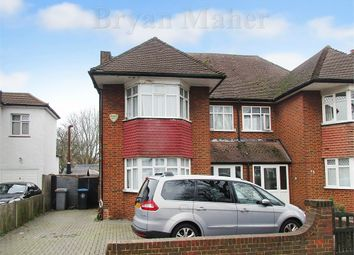 Thumbnail 3 bed semi-detached house for sale in Carlton Avenue East, Wembley