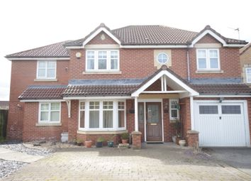 Thumbnail 7 bed detached house for sale in Morley Croft, Farington Moss, Leyland