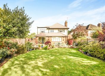 Thumbnail 4 bed detached house for sale in Branksome Way, New Malden