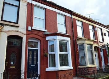 Thumbnail 5 bed shared accommodation to rent in Errol, Liverpool