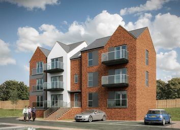 "Thumbnail 2 bed flat for sale in ""The Apartment"" at Langdon Road, St. Thomas, Swansea"