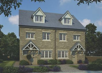 Thumbnail 4 bedroom detached house for sale in Low Hall Road, Horsforth, Leeds